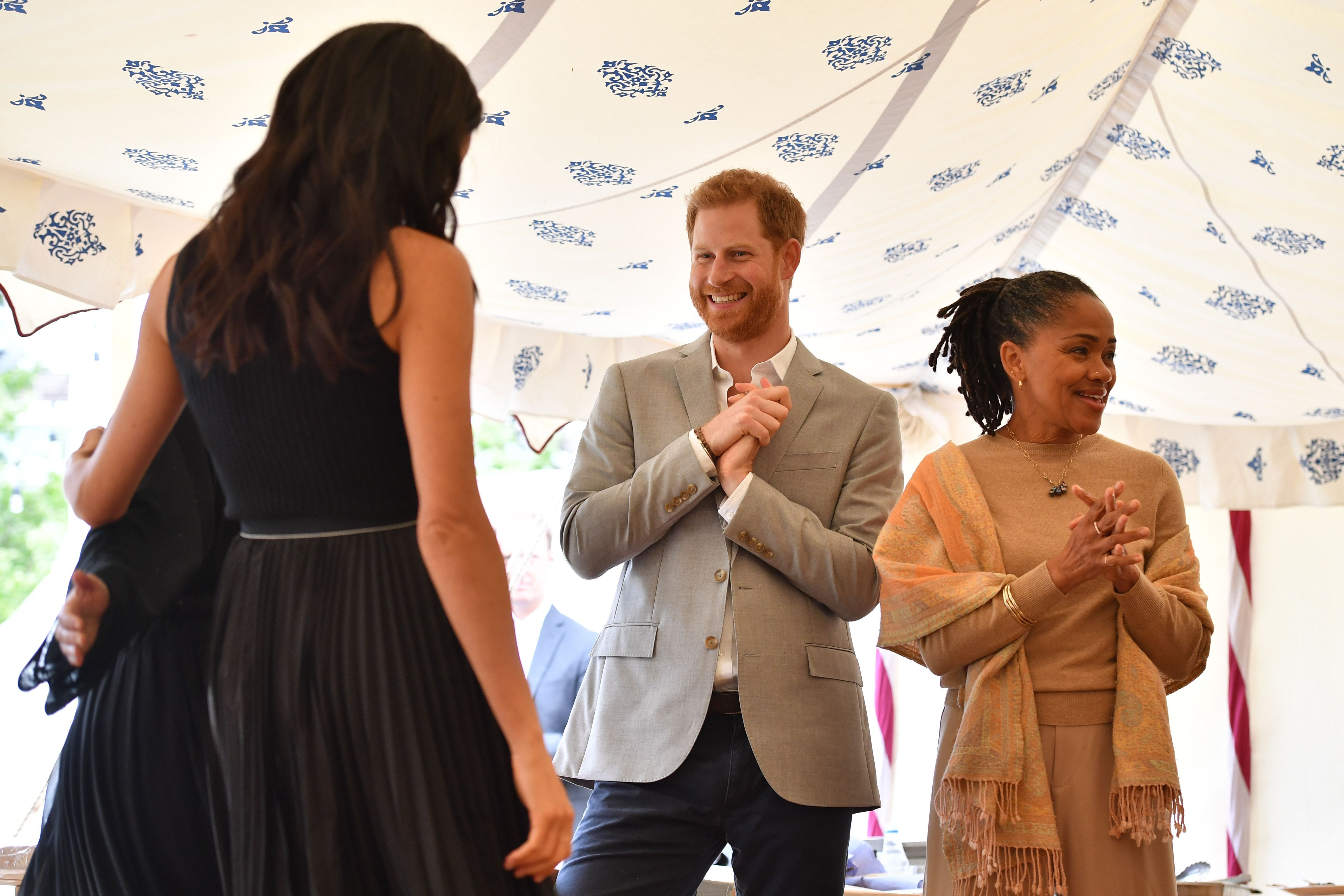 Prince Harry and Meghan Markle are speaking about their marriage plans openly'