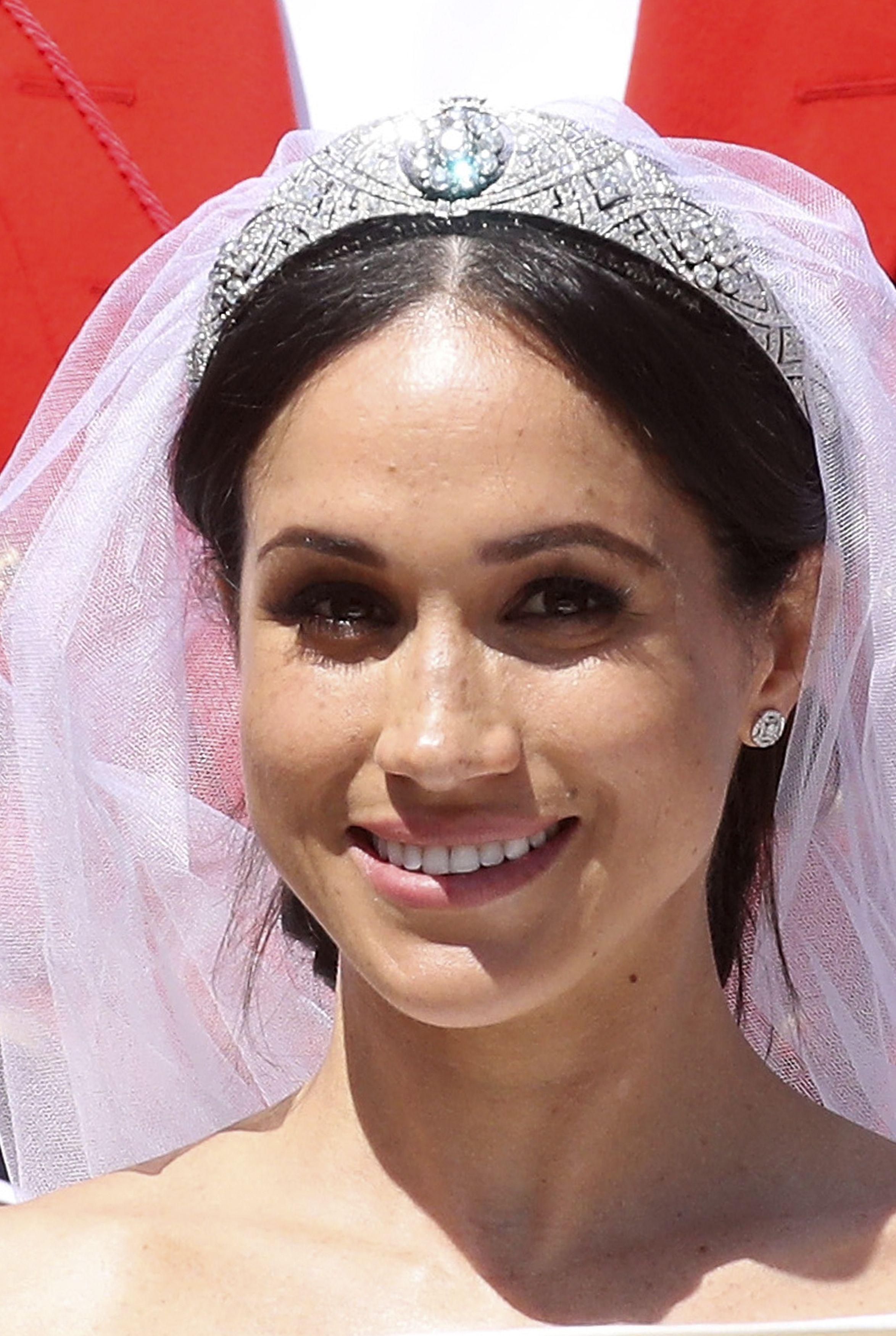 BRITAIN-US-ROYALS-WEDDING-PROCESSION