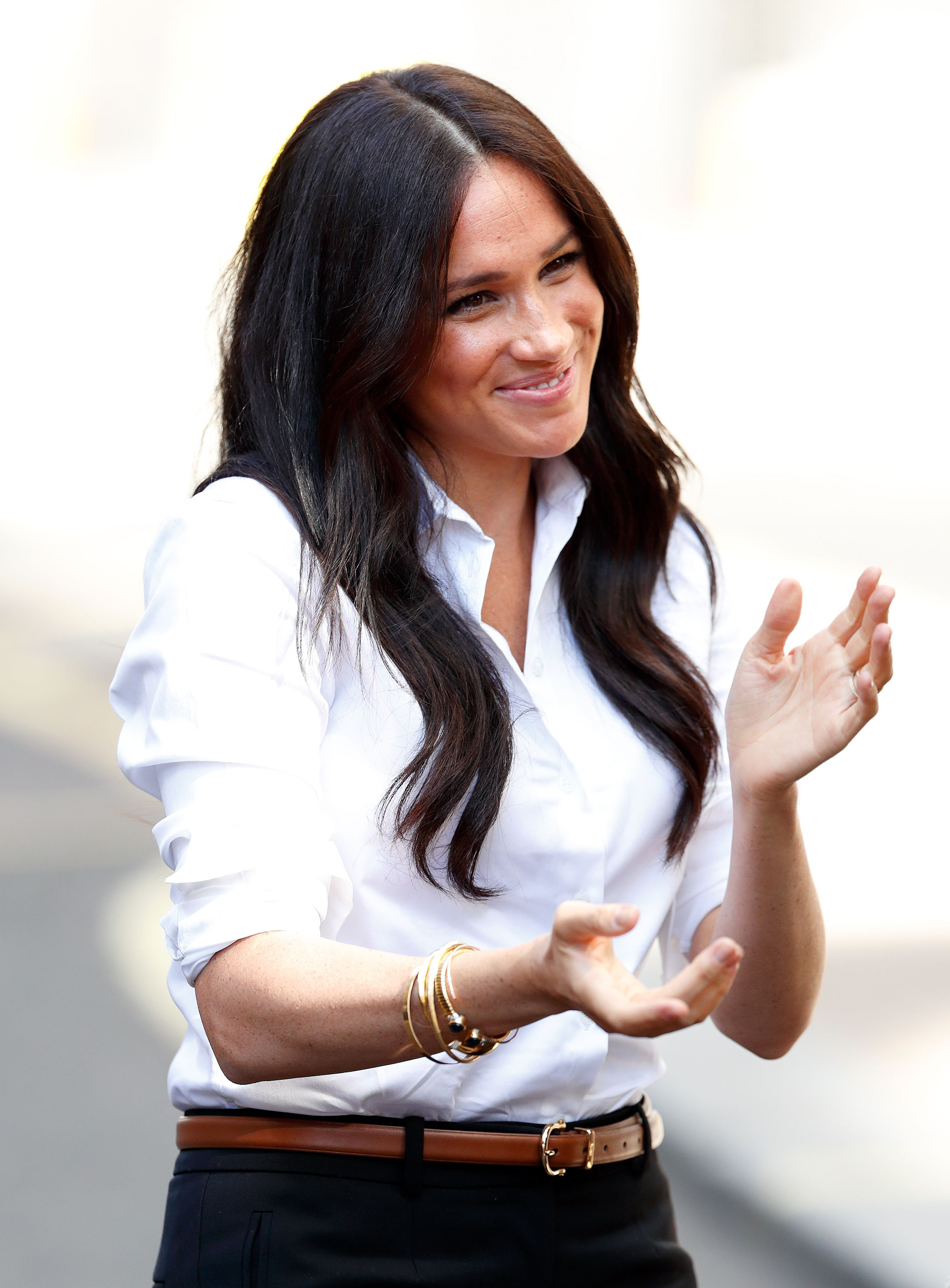 The Duchess of Sussex won't relaunch her blog