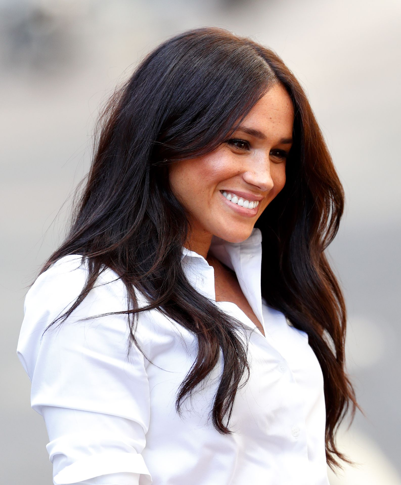 Meghan Markle Went Straight Home to Archie After Her Fashion Line Launch
