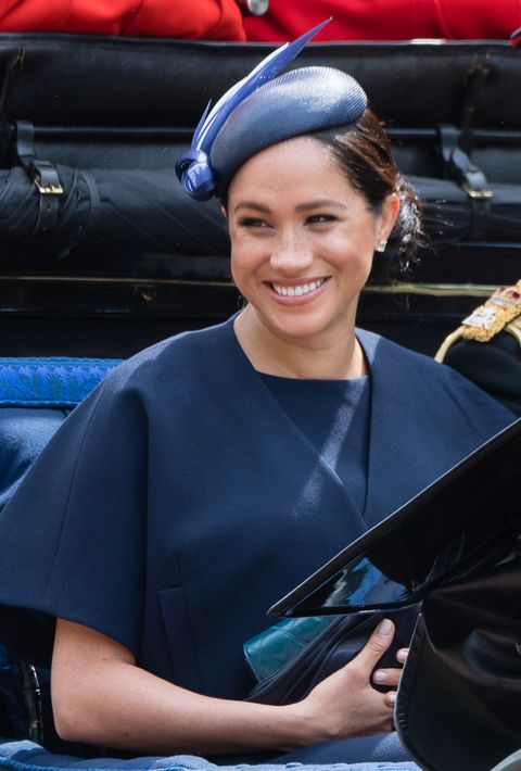 Meghan Markle Trooping the Colour Photos - Hidden Outfit Details