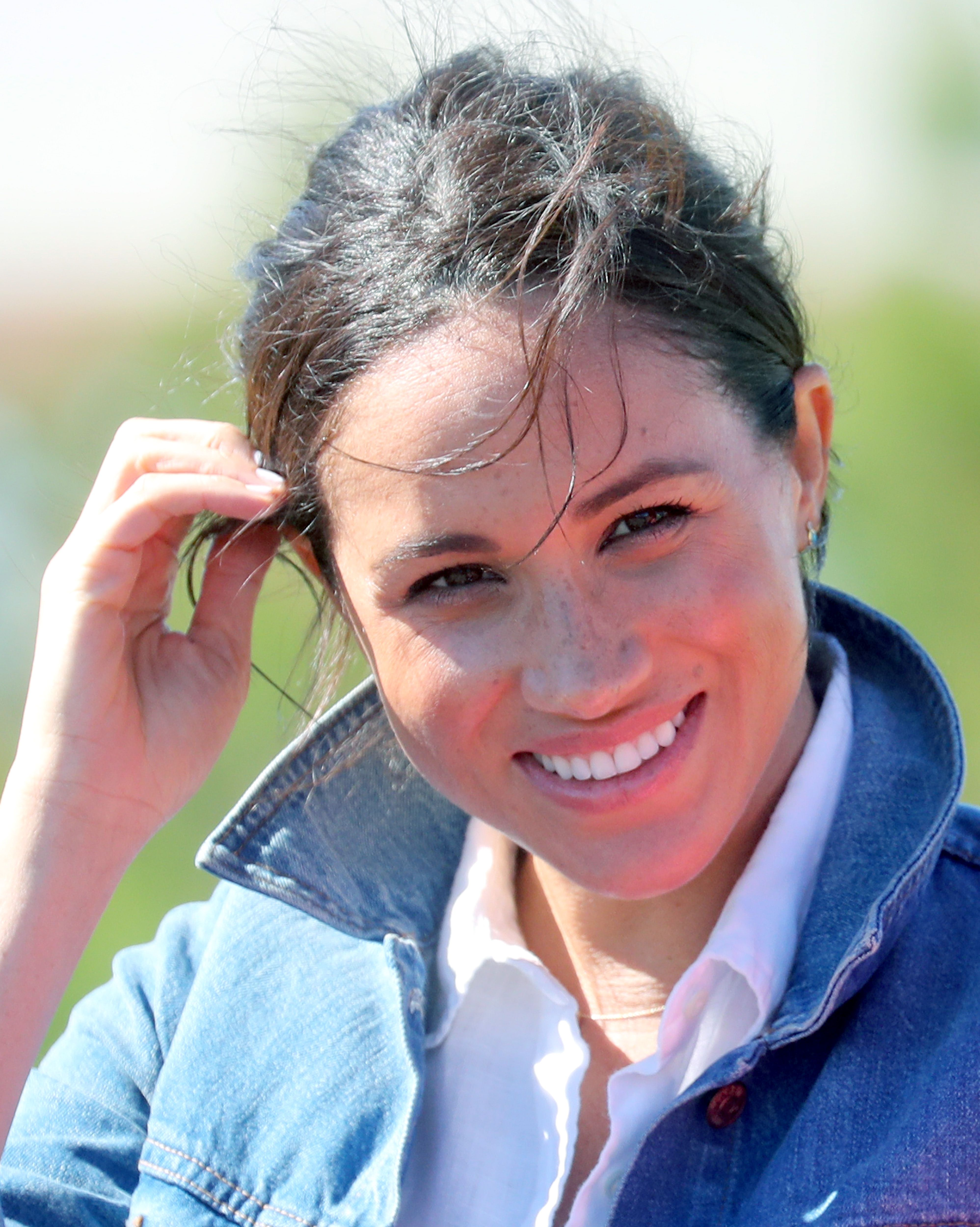 Why Meghan Markle Isn't Wearing Her Engagement Ring During Her South Africa Tour