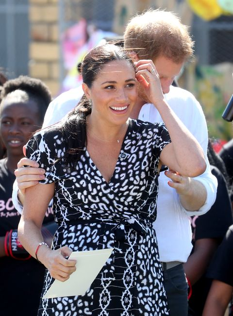 meghan markle prince harry south africa royal tour