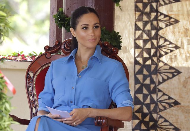 the duke and duchess of sussex visit tonga   day 2