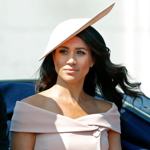 meghan markleTrooping The Colour 2018