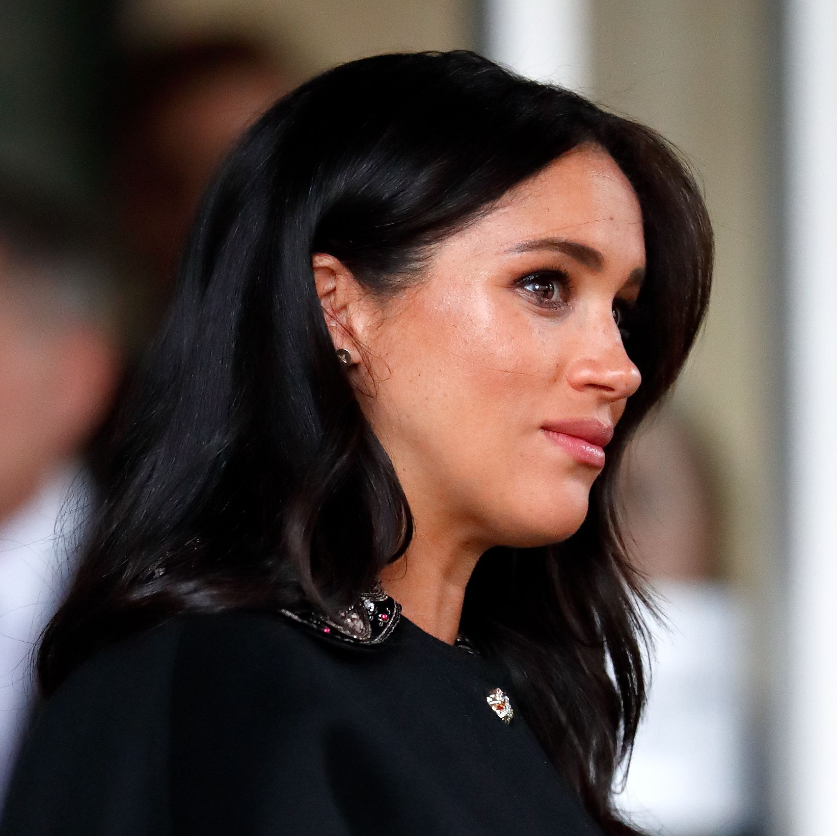 Queen Elizabeth's Former Aide Threw Major Shade at Meghan Markle's NYC Baby Shower