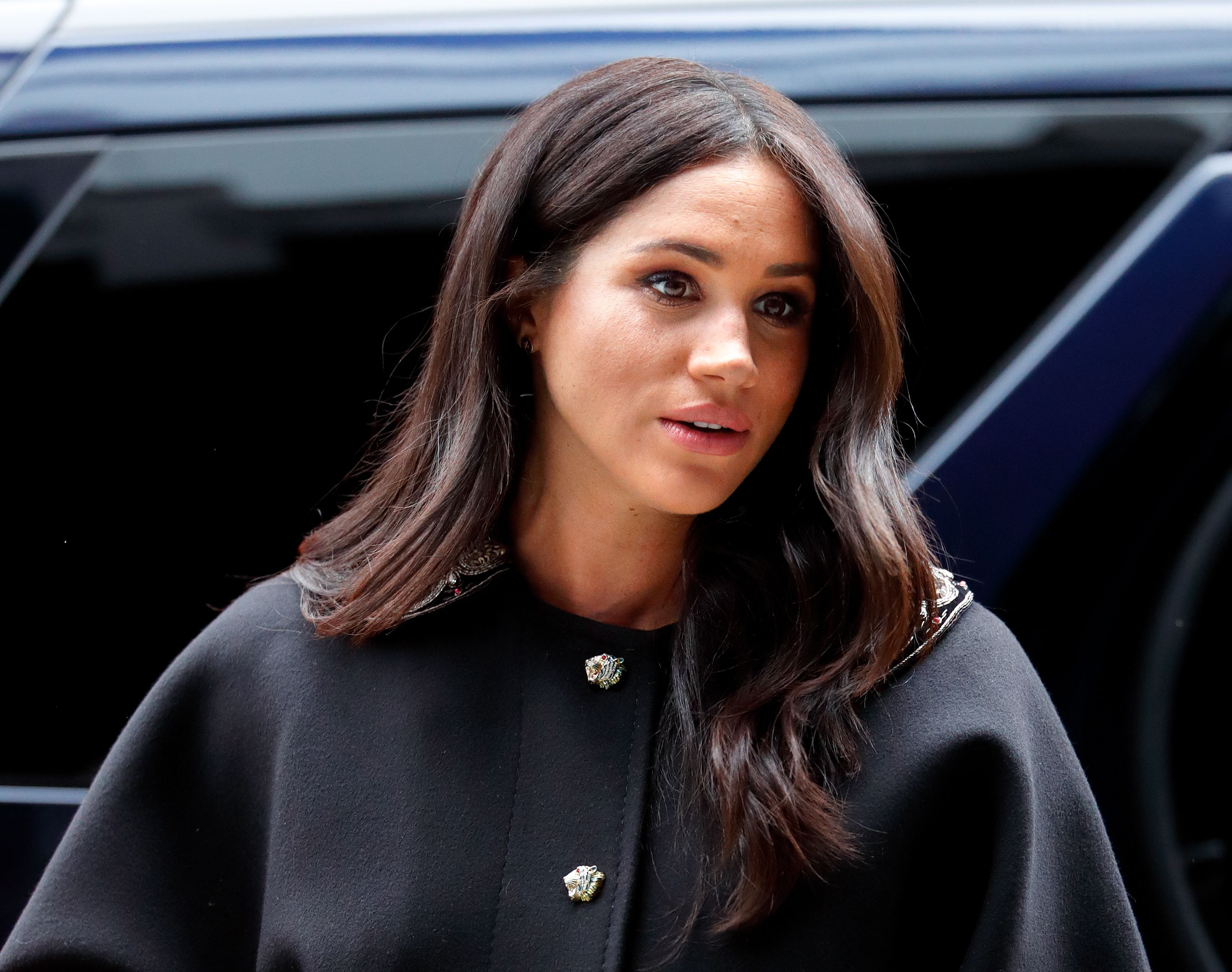 "The Duchess of Sussex: ""George Floyd's life mattered"""