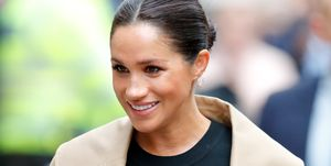 Duchess Of Sussex Announces Four Royal Patronages