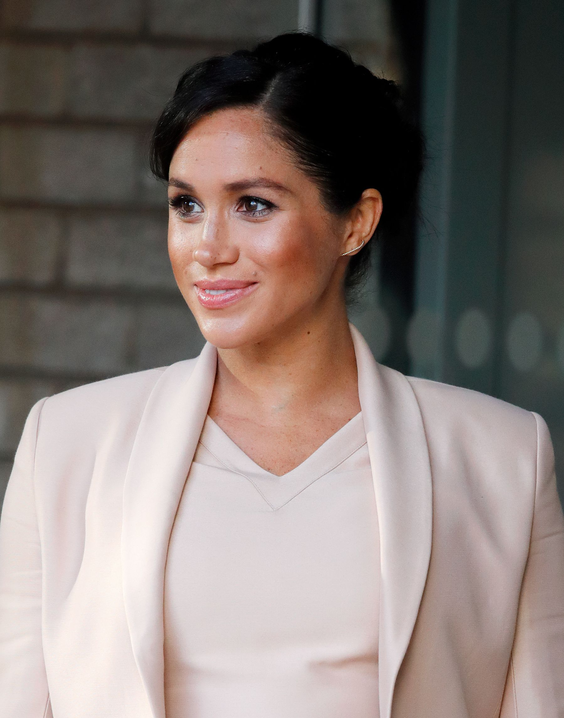 Meghan Markle's Half-Brother Is Out Here Trying to Get an Invite to Archie's Royal Christening