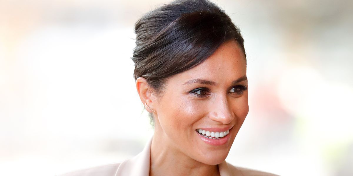 """Meghan Markle Is """"Still Very Engaged"""" With Her Patronage at London's National Theatre"""