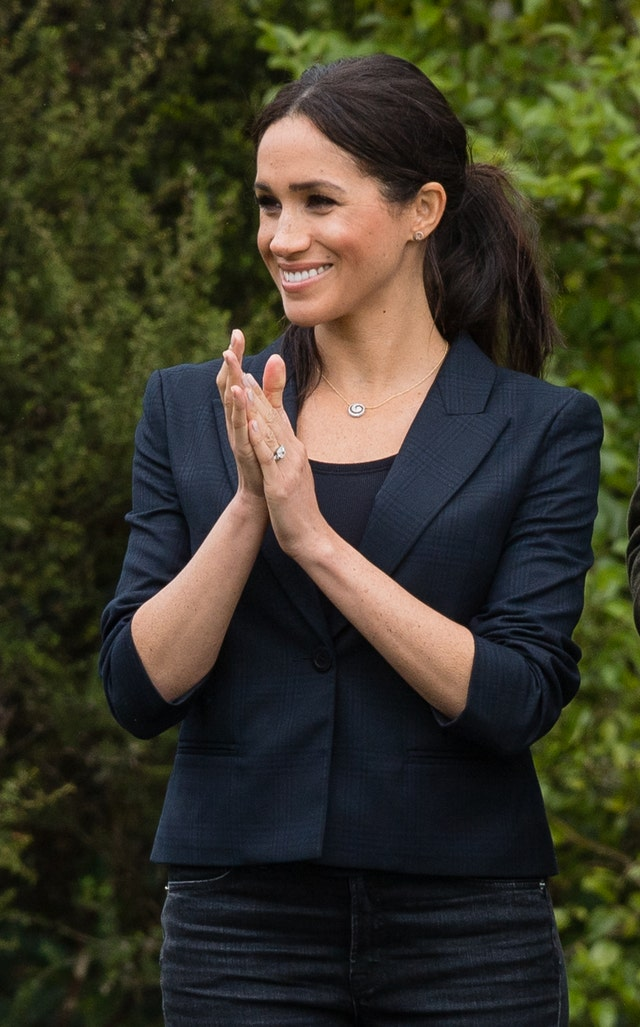 the duke and duchess of sussex visit new zealand   day 3