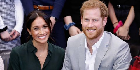 202d2efb612cf Meghan Markle Is Pregnant with Prince Harry's Baby Due in Spring 2019