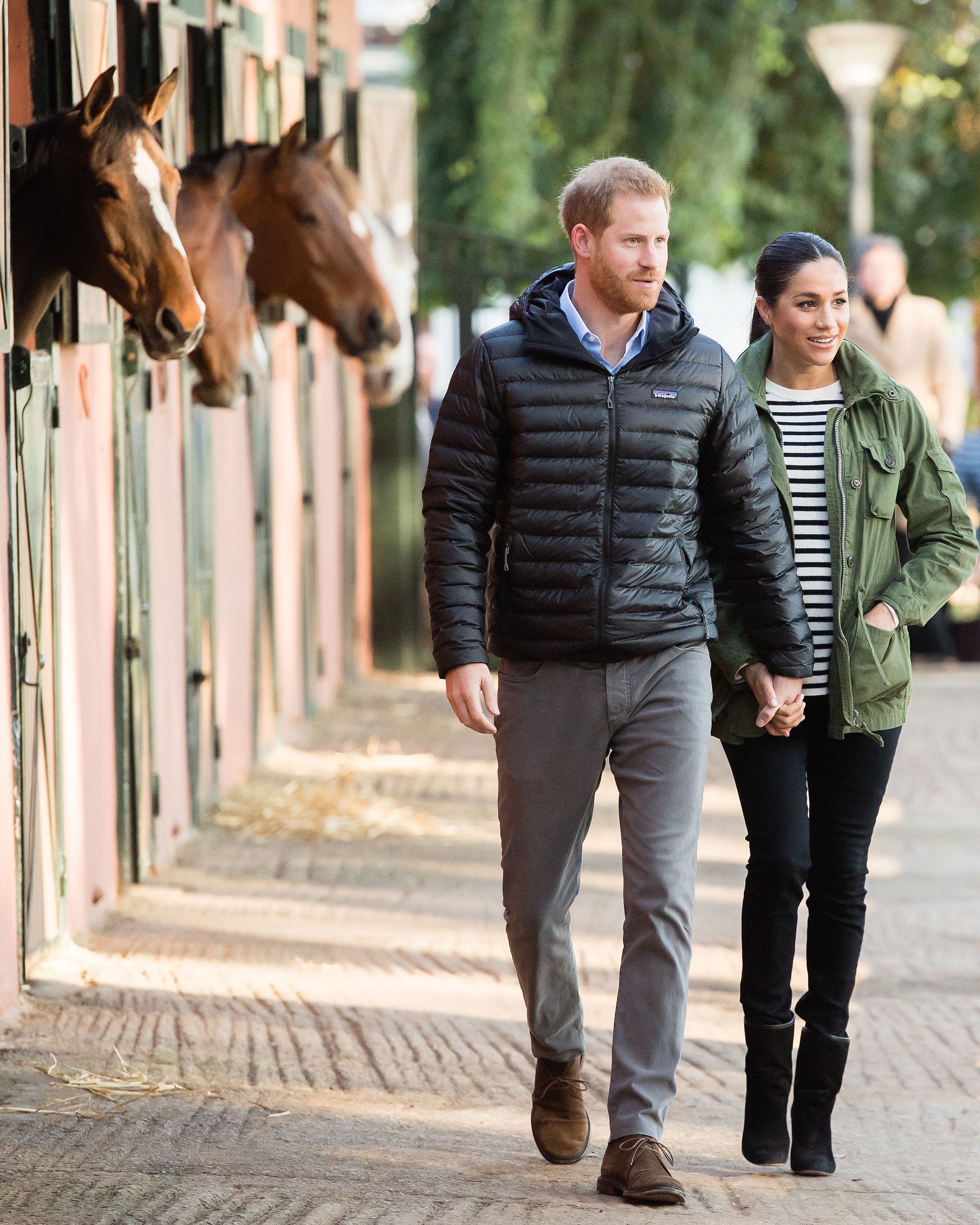 The real reason Meghan Markle and Prince Harry aren't allowed to use 'Sussex Royal' branding