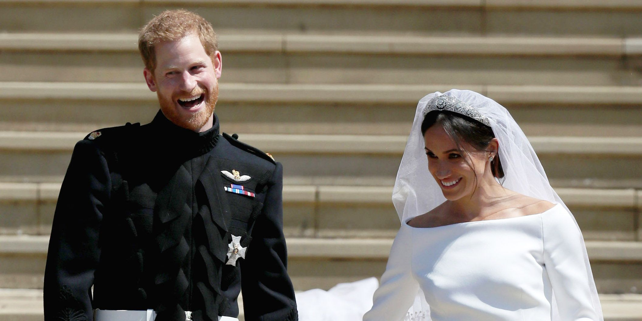 Heres How Meghan and Harrys Wedding Broke Royal Tradition