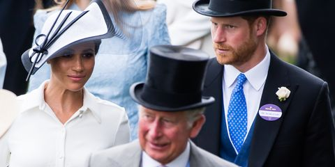 Meghan Markle And Prince Harry Will Skip Charles 70th Birthday Celebrations