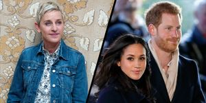 Ellen Degeneres, Harry and Meghan