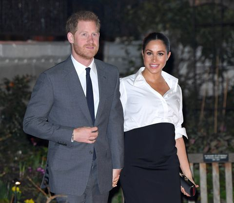 Meghan Markle, Prince Harry, royal schedule