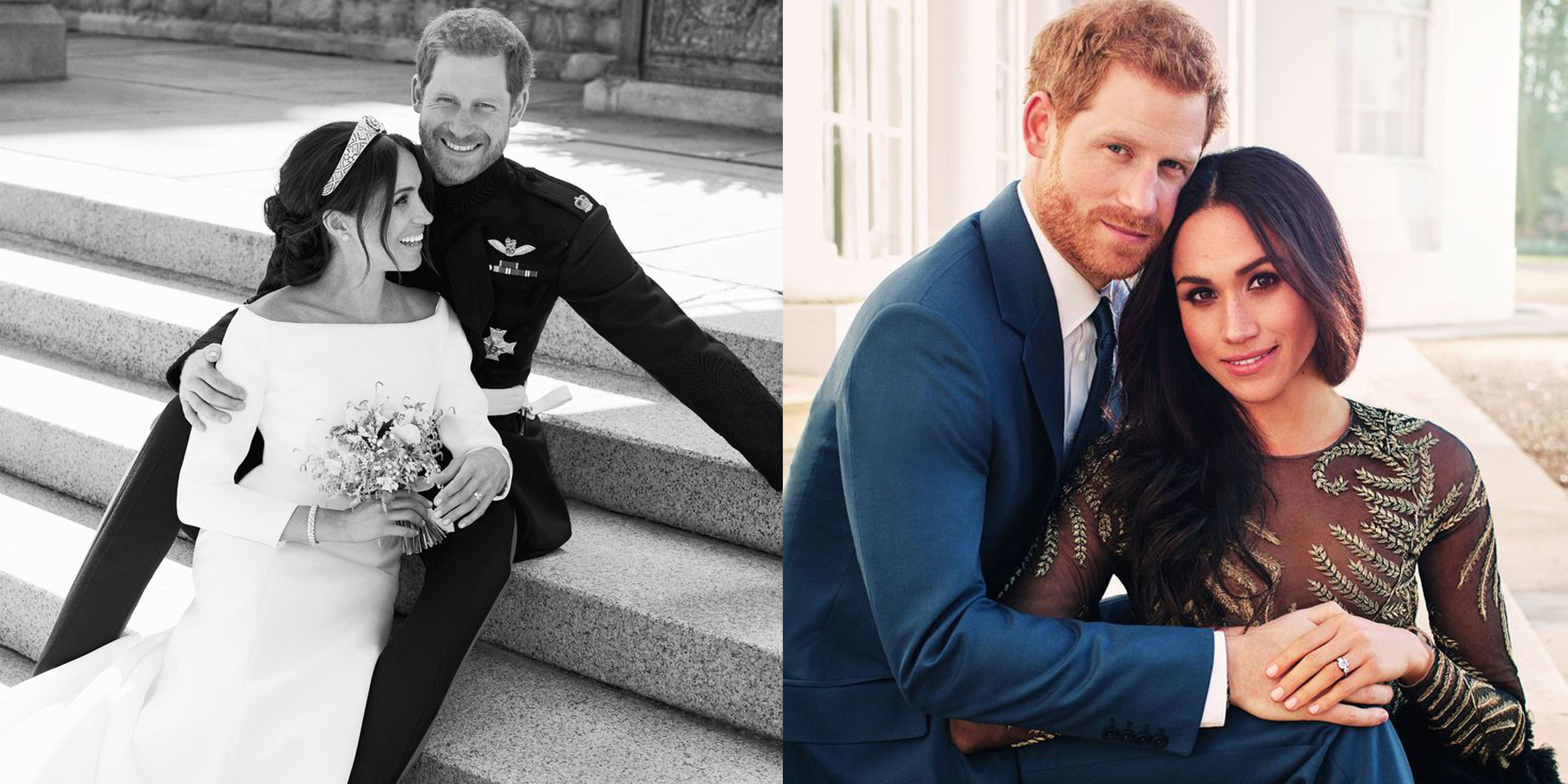 Official Royal Wedding Pictures.Prince Harry And Meghan Markle S Royal Wedding Portrait And