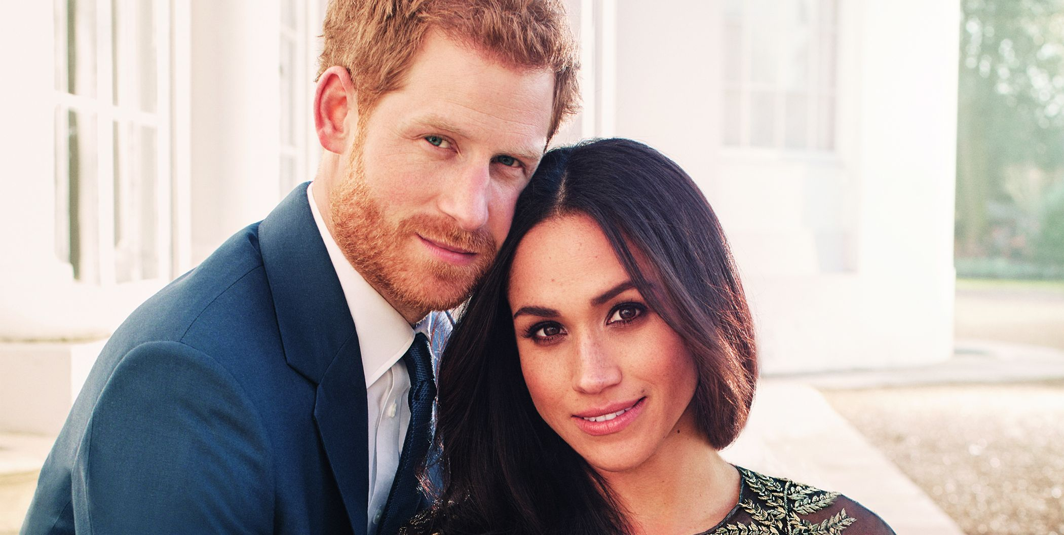 meghan harry engagement