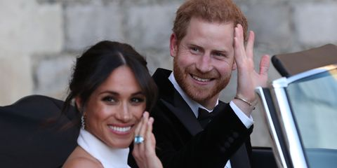 Rumors From Inside the Royal Wedding Party: From Harry and Meghan's First Dance to Prince William's Naughty Speech