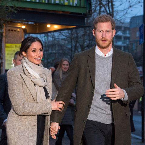 Prince Harry and Meghan Markle throw emotional farewell lunch for their staff The Goring Hotel London