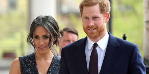 Meghan Markle and Prince Harry hamilton