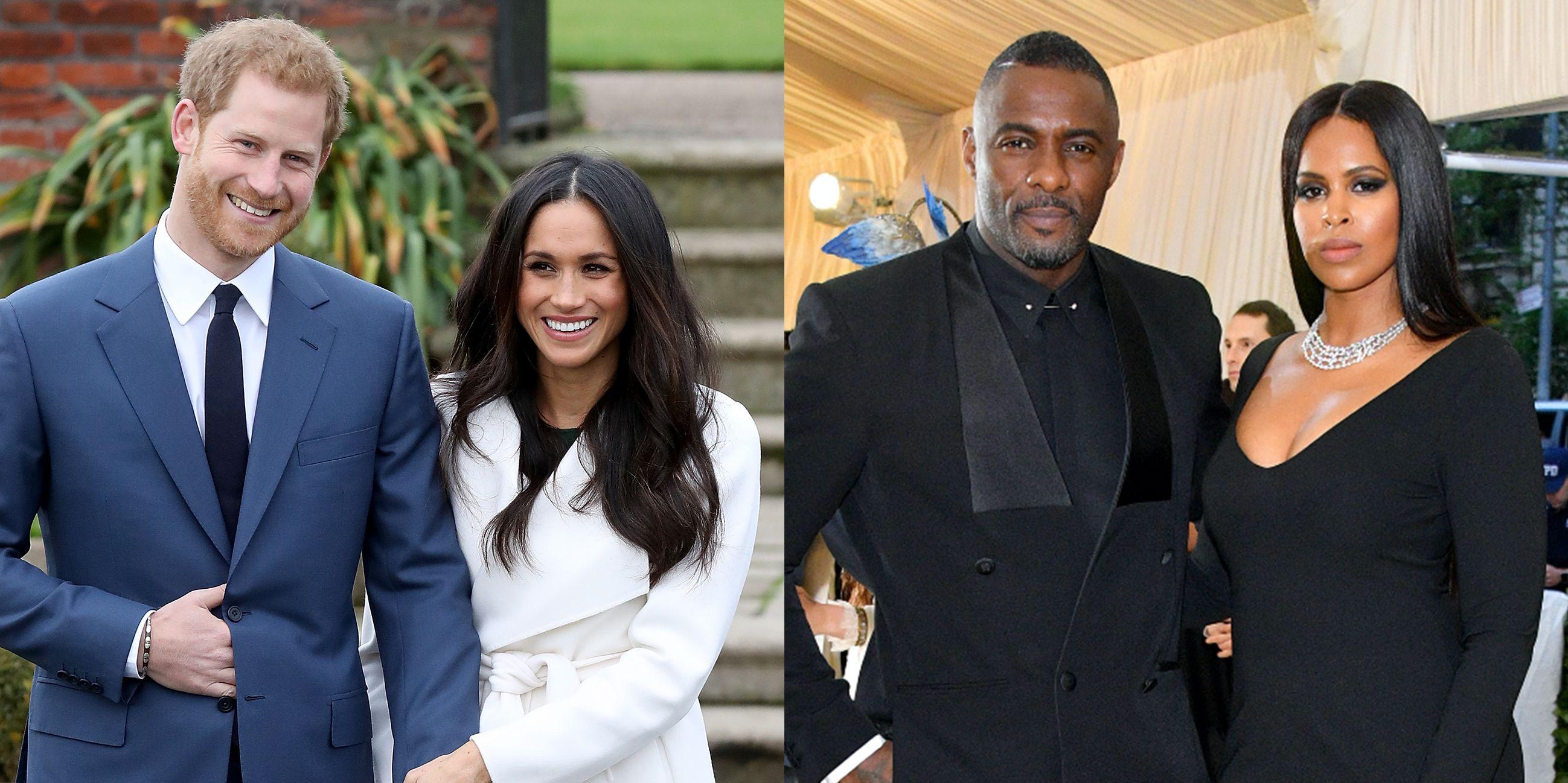 92f5bdb13 Meghan Markle and Prince Harry's Amazing Wedding Gift for Idris Elba ...