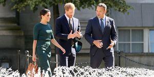 duke and duchess of sussex ireland visit