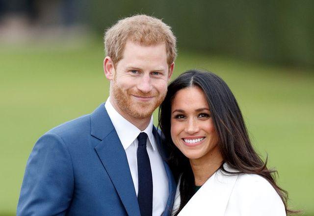ヘンリー王子 メーガン妃 婚約指輪