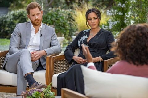 meghan markle and prince harry oprah interview