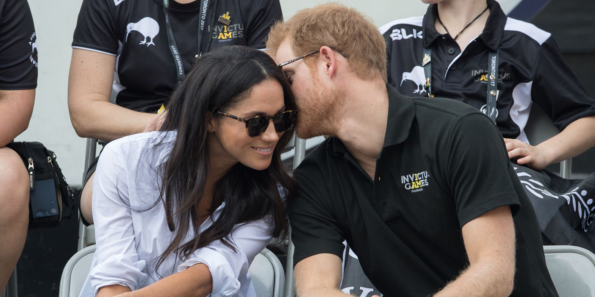 X of Prince Harry and Meghan Markle's cutest PDA moments