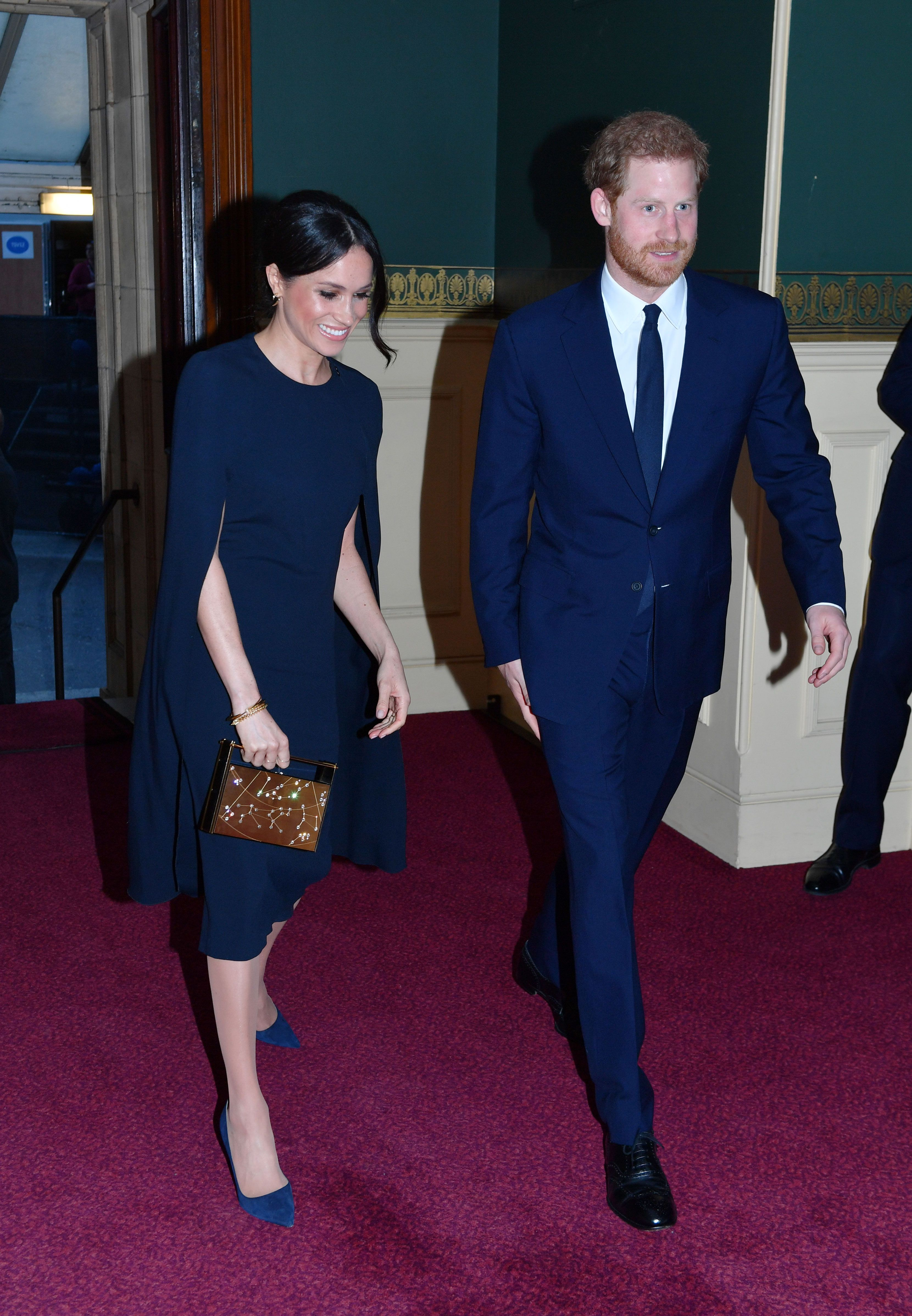Prince Harry and Meghan Markle Their relationship