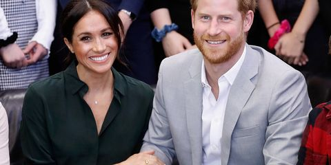 Why Meghan and Harry will briefly split up during their royal tour to Australia