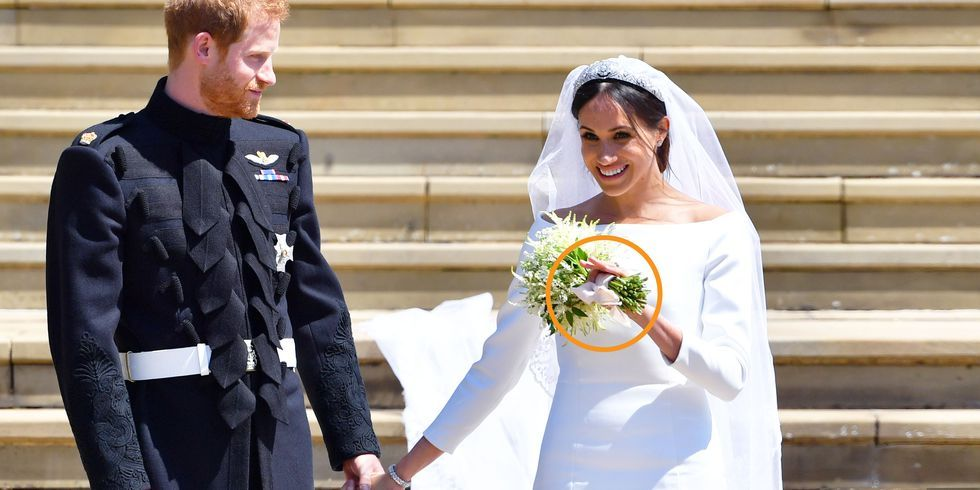 20 things you definitely didn't notice while watching the Royal Wedding