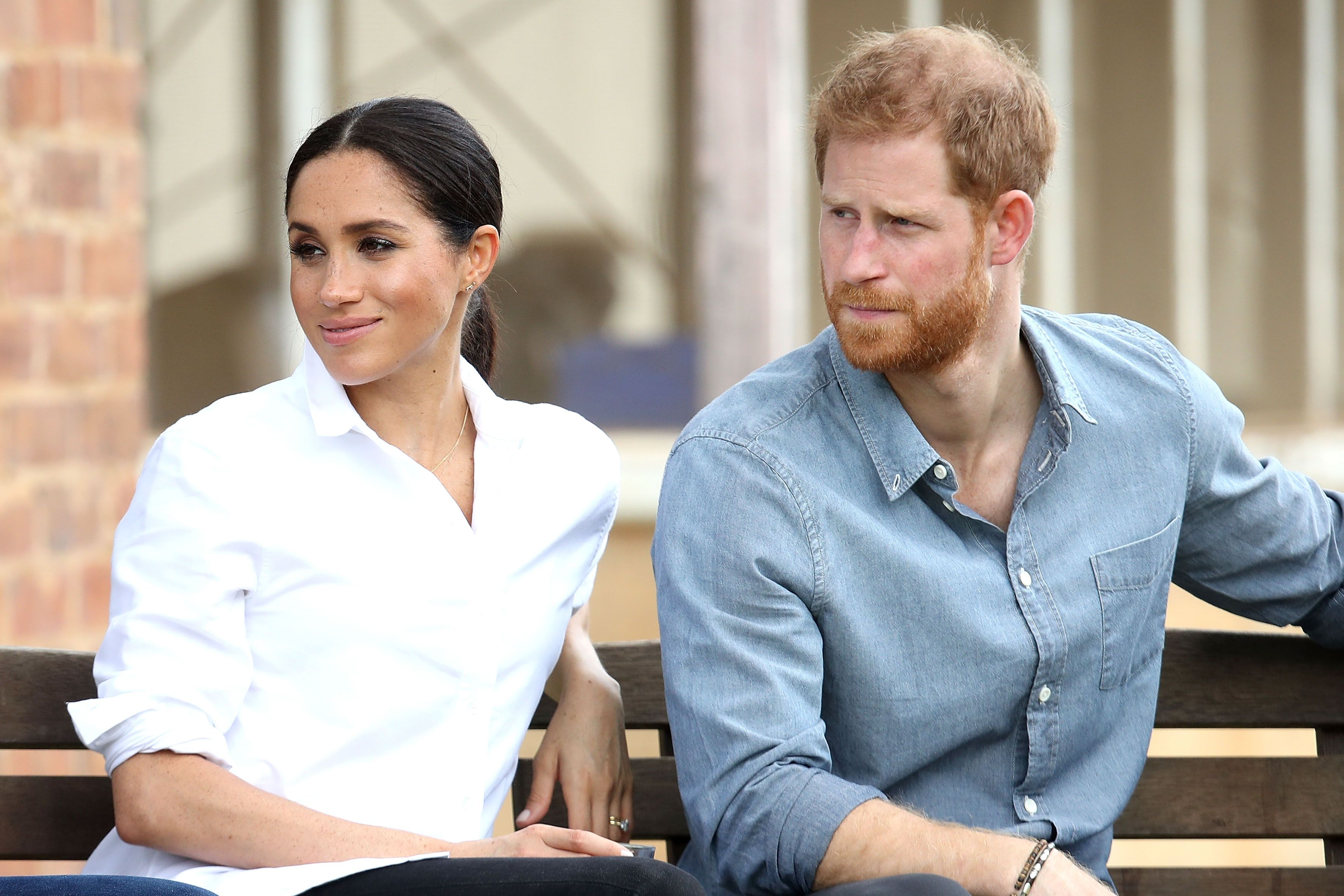 Meghan Markle and Prince Harry will have a very busy last month of being royals