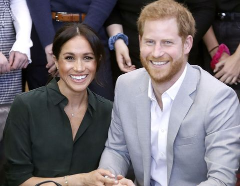 Meghan and Harry in Sussex photo