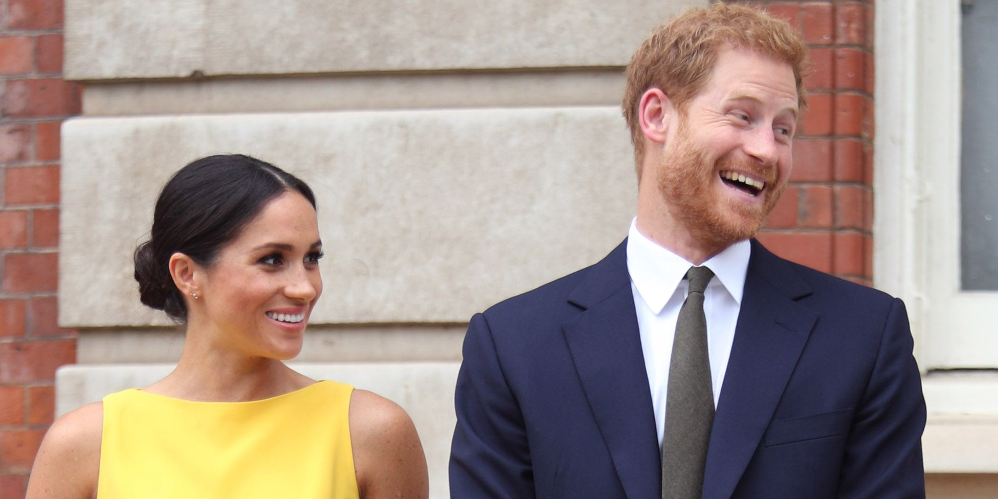 Meghan Markle and Prince Harry Just Sent out the Sweetest Wedding Thank You Cards