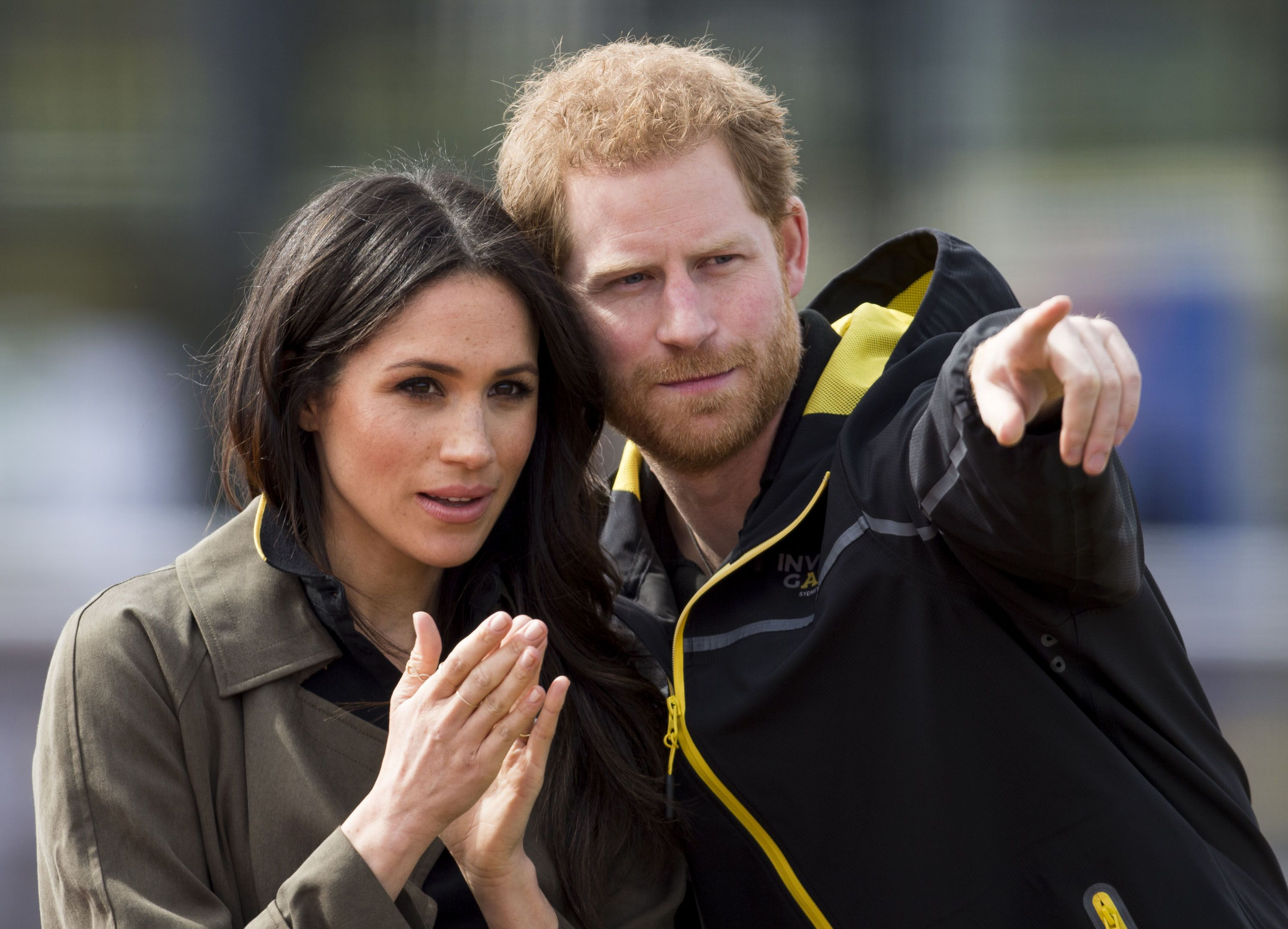 A Definitive Timeline of Meghan Markle and Prince Harry's Relationship in2017 forecast