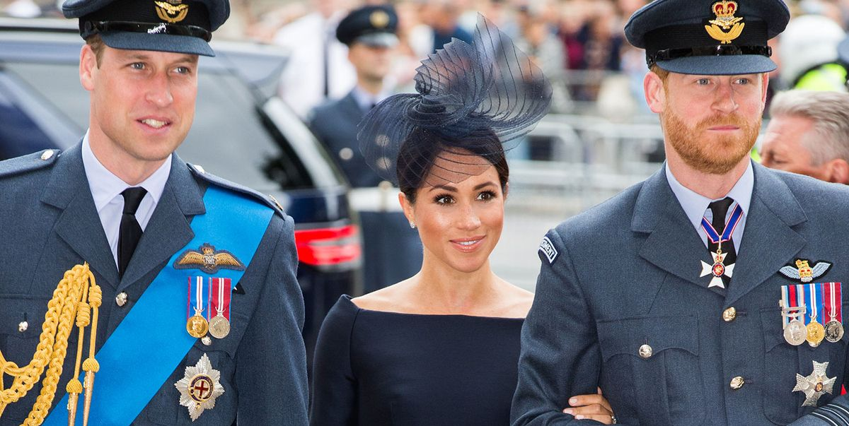 Meghan Markle and Prince Harry's Comment on Prince William's Birthday Instagram Ends Feud Rumors