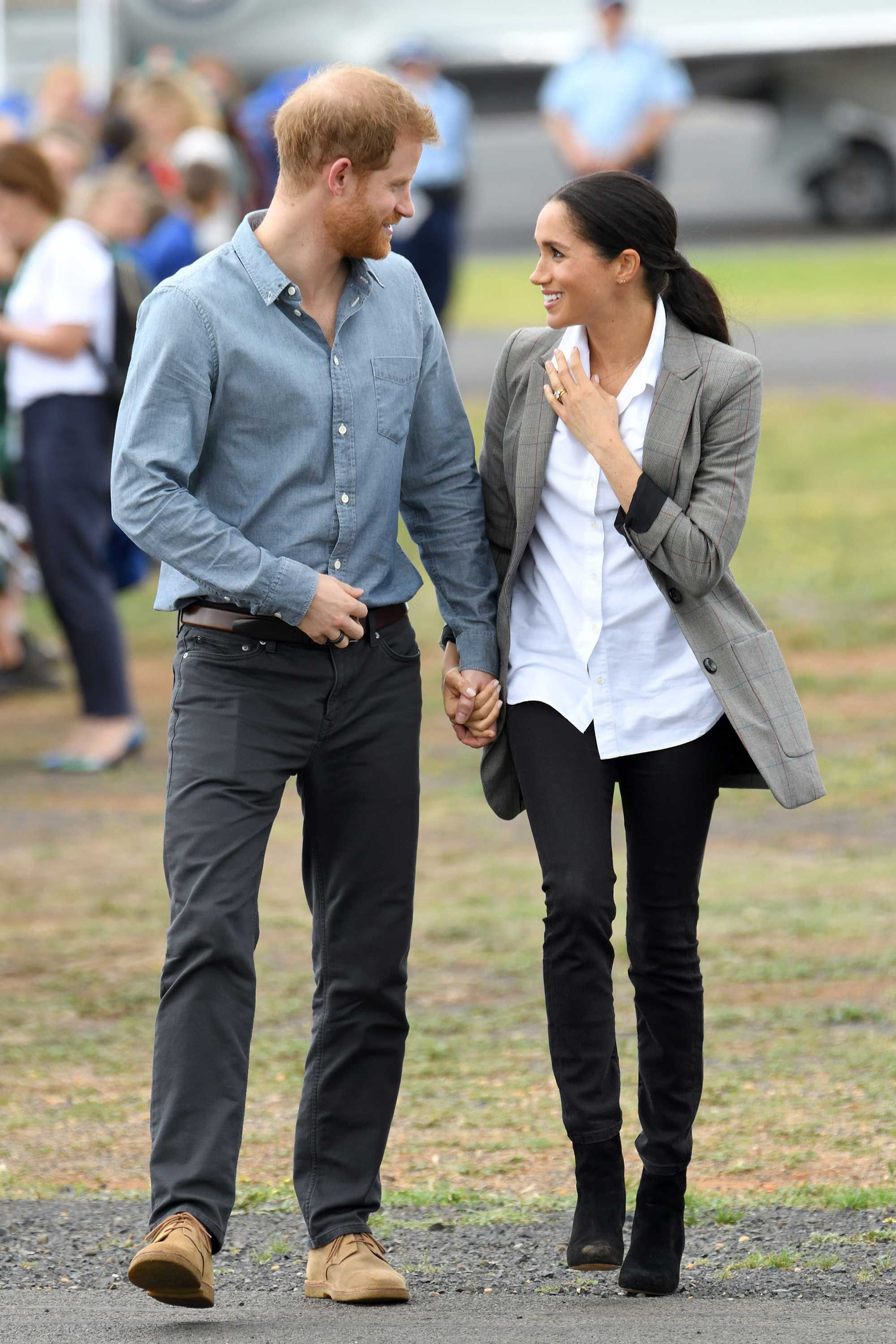The Duchess of Sussex reveals pregnancy symptoms and how shes managing them