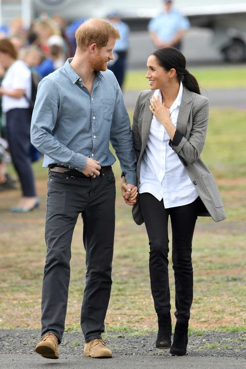 Meghan Markle andPrince Harry visit Dubbo in New South Wales