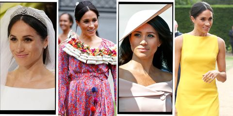 06ee965e25dd The Total Cost of Meghan Markle s Royal Wardrobe Is Close To £1 ...
