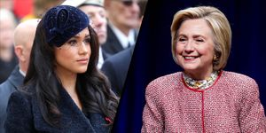 The Duchess of Sussex, Hillary Clinton