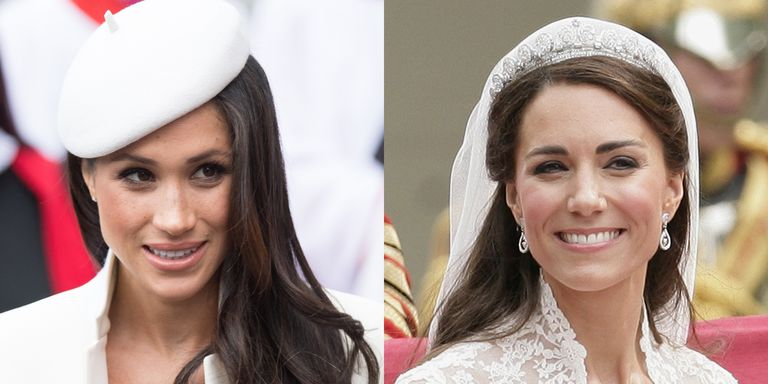 Meghan markle doesnt want wedding dress to upstage kate getty images junglespirit Images
