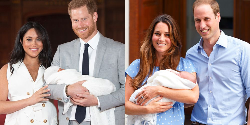 See How Meghan Markle's Post-Baby Debut Style Compares to Kate Middleton's