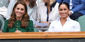 Kate Middleton neemt het op voor Meghan Markle