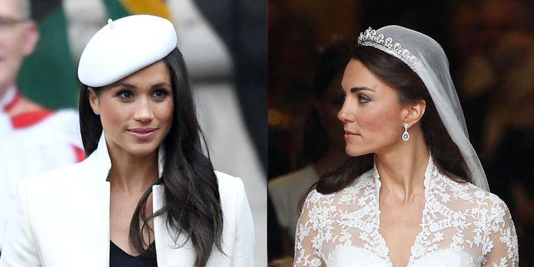 Meghan Markle Doesn T Want To Upstage Kate Middleton By