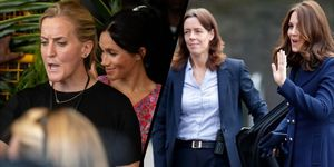 Meghan and Kate's female bodyguards