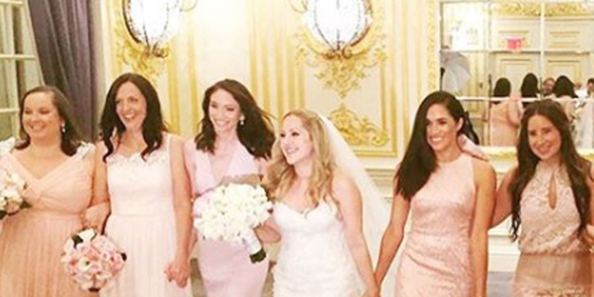 Celebrity Bridesmaids Jennifer Lawrence Pippa Middleton Sarah