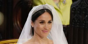 Meghan Markle royal wedding make-up